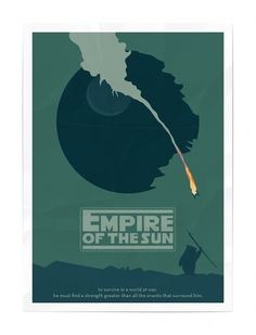 empire-of-the-sun.jpg (1000×1310) #star #movie #wars #poster