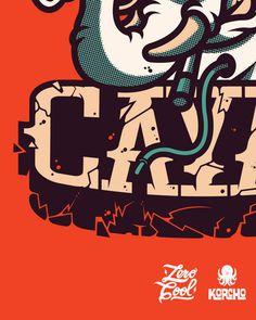 """ILUSTRACIÃ""""N PARA CAYAB on Behance #vector #elephant #ilustracin #tribute #street #respect #cayab"""