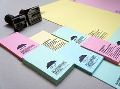 Playground Studio : Lovely Stationery . Curating the very best of stationery design #stamp