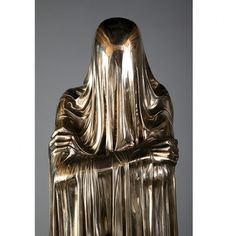 Kevin Francis Gray - Face-off #bronze #statue #art