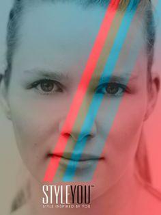 StyleYou Poster #styleyou #woman #design #graphic #poster #joshuaz