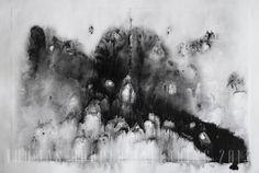 Meditations in Atrament #painting #hooper #art #thomas