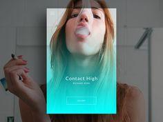 #minimal #ui #color #card #dialyui #info #ux #user #interface #dumma