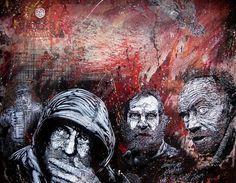 Street art : C215, le coeur et le cri des rues de Paris. | The Chemistry