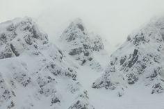 PINNACLE - Jaka Bulc #white #photo #snow #mountains #winter