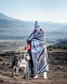 The Horsemen Of Semonkong: Portrait Photography by Thom Pierce