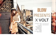 BLOW presents helps the avant-garde and much more | Volt Café | by Volt Magazine