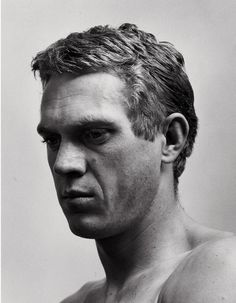 """bizarrelosangeles: """" """"The world is as good as you are. You've got to learn to like yourself first."""" — Steve McQueen Source: 1970 P"""