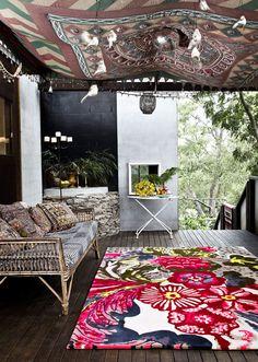 EastonPearson DesignerRugs1 #design #interiors #home