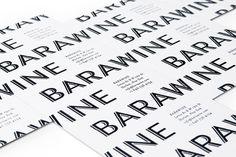 LaPlanche Design | Barawine #branding #wine #restaurant #identity #logo