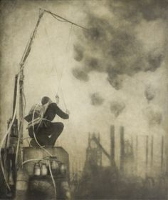 Robert and Shana ParkeHarrison : Architect's Brother : Industrialscapes #making #brother #parkeharrisons #architects #photography #rain