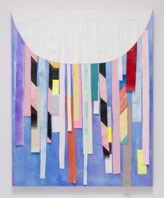 Sarah Cain | PICDIT #design #color #painting #art #colour