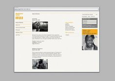 Musicians' Union | Branding | Face37 #website #branding