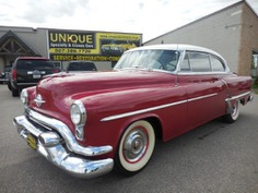 """classiccarfeed: """" 1953 Oldsmobile 88 Holiday Coupe 2 Door Hard Top for sale """""""