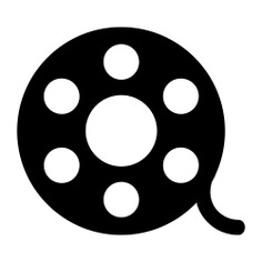 See more icon inspiration related to film, cinema, entertainment, movies, film strip, film roll, films, rolls and strip on Flaticon.