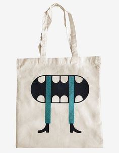 FFFFOUND! | Trademark™ #bag #silkscreen