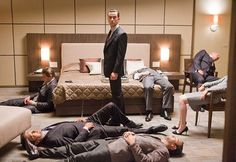 The 25 Most Stylish Criminals in Movies: Style: GQ #inception