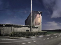 Facades: Surreal Scenes of Isolated Buildings by Zacharie Gaudrillot-Roy
