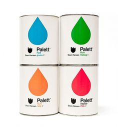 Steen-Hansen #packaging #paint