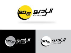 El Radio on Behance #logo #presentation