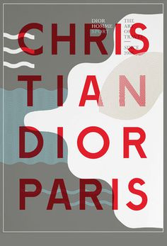 Christian Dior - Dior Homme Sport - Les Graphiquants #design