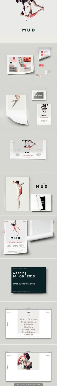 MUD #brand #identity