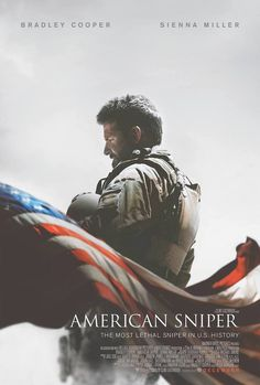 American Sniper Movie Poster #poster #inspiration