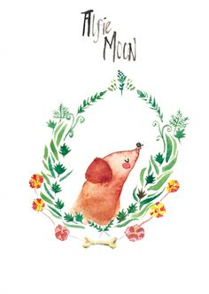 Animals - Lucy Eldridge Illustration #illustration #pig