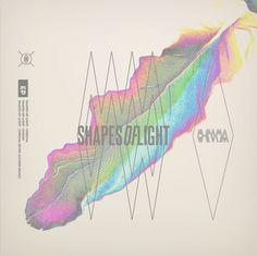 Shapes Of Light   Chroma EP on Behance