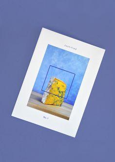 Justified Magazine - Joshua Ogden #magazine