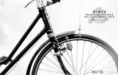 Design Work Life » cataloging inspiration daily #bikes #layout #poster