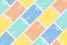 Andrea Sopranzi by Andrea Sopranzi #graphic design #stationary #print #gradient #business card