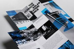 Odooproject Identity on the Behance Network #brochure
