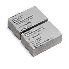 Mario Eskenazi / eskenaziencursiva #printed #card #business