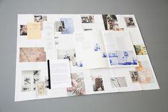 Magazine #print #grids #magazine