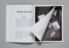 Ill Studio - Magazine n°47 #print #layout #magazine