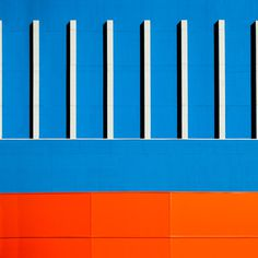 minimal blue orange red photography architect architecture geometric beauty beautiful composition landscape mindsparkle mag