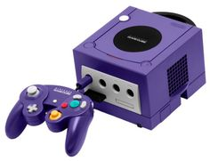File:GameCube-Console-Set.png - Wikipedia, the free encyclopedia #nintendo #japanese #design #games #gamecube #product #video #plastic #buttons