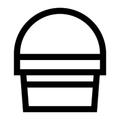 See more icon inspiration related to basket, food and restaurant, ui, commerce and shopping, online store, shopping store, ecommerce, shopping basket, shopping cart, supermarket, online shop and commerce on Flaticon.