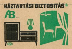 Flickr Photo Download: hungarian matchbox label #illustration