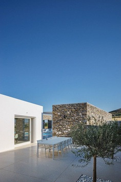 Paros Island House by React Architects 10