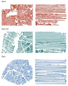 Tumblr #plan #city #graphic #map #architecture
