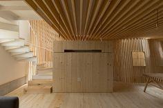 Delta House by LIFE STYLE KOUBOU #interior #design #minimal