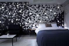 Snow Hotel snow hotel dark decor bedroom #interior #walldecor #bedroom #design #wall #hotel