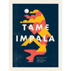 doublenaut_tameimpala #poster