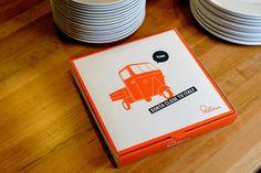 Pastaria St. Louis Pizza Box Design