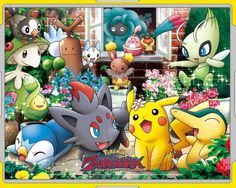 50 Lovely Pokemon Wallpapers #wallpapers #pokemon