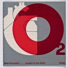 grain edit · Corporate Diversity: Swiss Graphic Design by Geigy 1940-1970