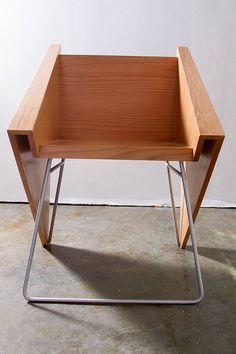 Silla Dgrulla by Dgrulla Studio #modern #design #minimalism #minimal #leibal #minimalist