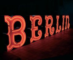 Vintage Neon Signage In Warsaw The marks of an... | Escape Kit